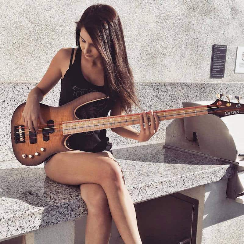 An Interview with Bassist Anna Sentina