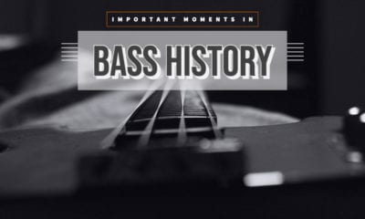 Important Moments in Bass History