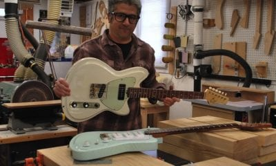 Luthier Spotlight- Jon Maghini of Maghini Guitars
