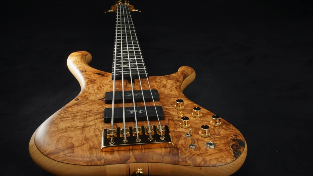 Enter to Win a Marleaux Bass Guitar in the Marleaux Video Challenge